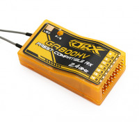 OrangeRx GA800HV Futaba FASST Receptor 2.4Ghz 8ch Compatível