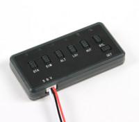 Modo de vôo Switcher para APM, Px4 e Pix Pilotos automáticos