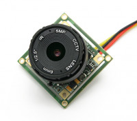 1 / 2,5 polegadas Sony CCD Video Camera 700 linhas F2.0 5MP IR (PAL)