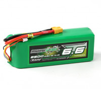 MultiStar LiHV High Capacity 6600mAh 4S 10C Multi-Rotor Lipo Pack