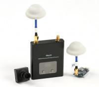 Quanum FPV Bundle Set com 600TVL Camera, 600mW transmissor e receptor de diversidade 40CH