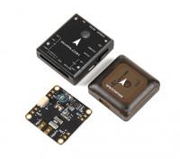 PixFalcon Micro PX4 Autopilot além Micro M8N GPS e módulo de potência mega PBD
