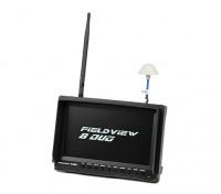 """""""8"""" """"monitor de FPV diversidade com PIP (plug EUA)"""""""