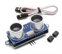 Módulo de ultra-som para ArduPilot mega