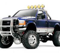Tamiya 1/10 Escala Ford F350-High Lift Truck Kit 58372