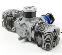 NGH GTT70 70cc gêmeo cilindros de gás 2 tempos
