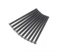 Machine Head metal plana Hex Screw M3x50-10pcs / set