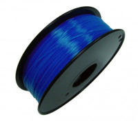 HobbyKing 3D Filament Printer 1,75 milímetros PLA 1KG Spool (Royal Blue)