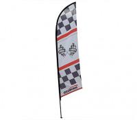 Gemfan FPV bandeira Air Racing 340 centímetros