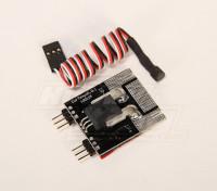 Quanum 2.4Ghz Sistema de Telemetria Temp / Amp Add-On