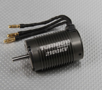 Turnigy 1 / 8th escala de 4 Pole Brushless Motor - 2100KV