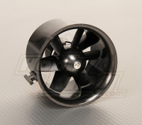 EDF Ducted Fan Unit 6Blade 70 milímetros 2.75inch
