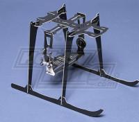 FPV Tilt Camera Mount com Landing Gear