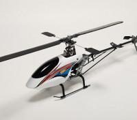 Kit de helicóptero HK450 CCPM 3D Align T-rex Compat. Ver. 2