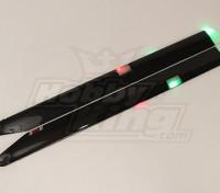 710 milímetros MS Composit Night 3D principal Blades