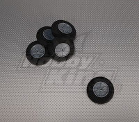 Luz espuma roda Diam: 60, Largura: 18,5 milímetros (5pcs / bag)