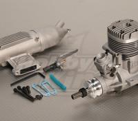 ASP S61A brilho motor de dois cursos w / Remote Agulha Válvula HS