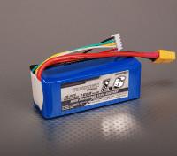 Turnigy 1600mAh 4S 20C Lipo pacote