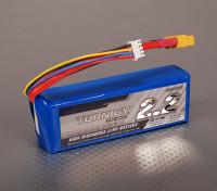 Turnigy 2200mAh 3S 40C Lipo pacote