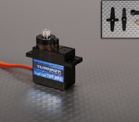 Turnigy™ MG90S DS/MG Servo 10T 1.8kg / 0.10sec / 18g + accessories
