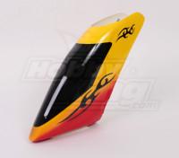 Fiberglass Canopy para Trex-700 Nitro
