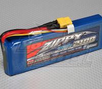 ZIPPY Flightmax 2100mAh 3S1P 30C LiFePo4 pacote