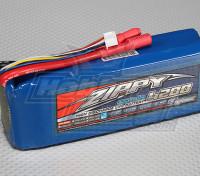 ZIPPY Flightmax 4200mAh 4S1P 30C LiFePo4 pacote