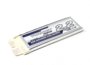 Turnigy 2200mAh 1S 20C Lipoly (Single Cell)