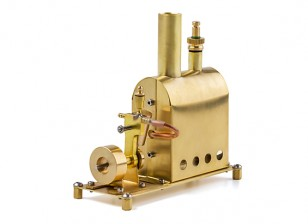 Steam Engine and Boiler (Live Steam)