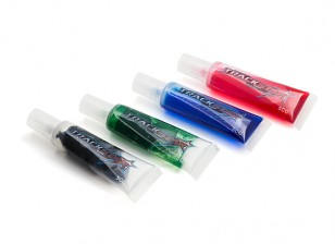 Trackstar Lube/Threadlock Set capsules, HobbyKing