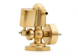 Microcosm M22 Mini Single Cylinder Steam Engine (Live Steam) Front