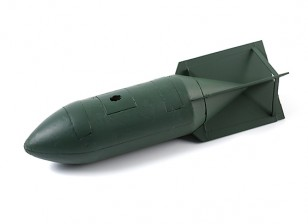 Durafly™ Bf.109E 1100mm - SC250 German Bomb