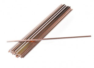 HO Scale PCB Strip Turnout Ties (50pcs/pack 200mm)