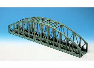 Roco/Fleischmann HO Scale Arched Iron Bridge Kit