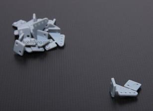Pin Horns L20xW15xH11.52 (4 furos) 10pcs / set