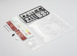 Kit Motor MatrixLine policarbonato para 1/10 Touring Cars # 5