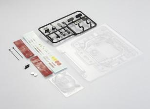 Kit Motor MatrixLine policarbonato para 1/10 Touring Cars # 6