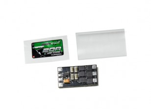 Turnigy MultiStar 32bit 20A Corrida Spec ESC 2 4S DESPIDA ~ (OPTO)