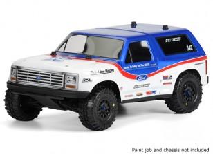 Pro-Line 1/10 Scale 1981 Ford Bronco Clear Body Para Curto grosseiros Caminhões