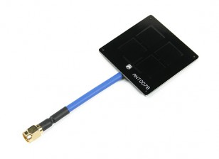 Aomway 5.8GHz patch antena direcional 6dBi (RHCP) (SMA)
