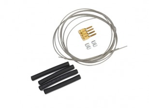 Puxe / Pull Steel Wire Set Controle - 1mm