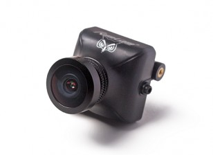 RunCam Coruja mais 700TVL Mini FPV Camera - Black (NTSC Version)