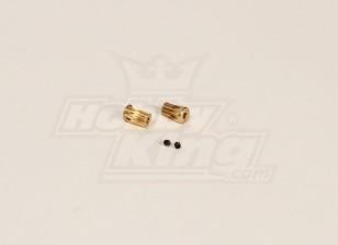 GT450PRO unidade Gear Set 11T / 13T 3,15 milímetros