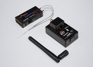 FrSky DF 2.4Ghz Combo Pack para Futaba w / Módulo & RX