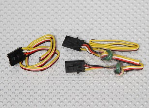 Hobbyking OSD fio de conexão Set