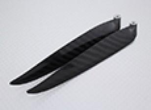 Folding 13x8 Carbon Fiber Hélice (1pc)