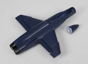 Anjos azuis F-18 - Substituição da fuselagem