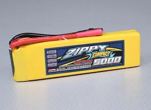 ZIPPY Compact 5000mAh 3S 25C Lipo pacote