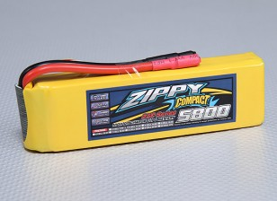ZIPPY Compact 5800mAh 3S 25C Lipo pacote