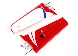 H-rei Racer Edge 540 V3 800 milímetros - Substituição Set Asa principal